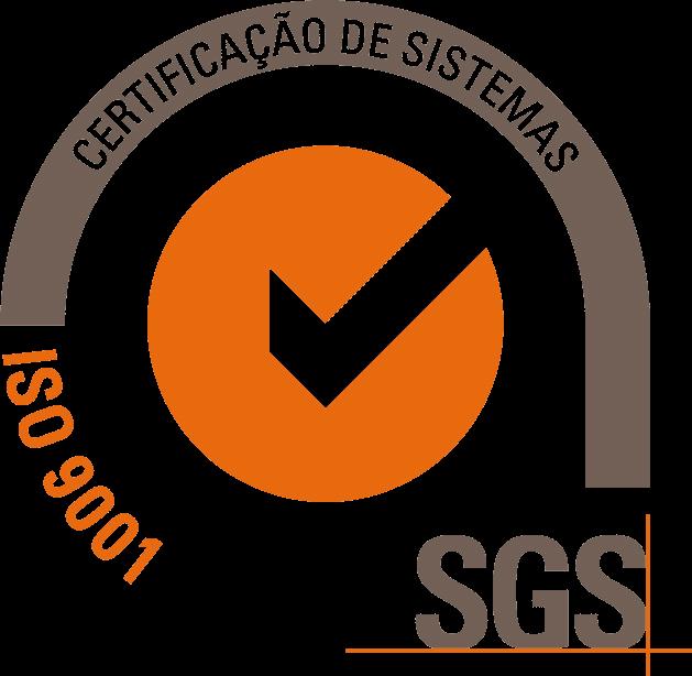 logotipo de certificação