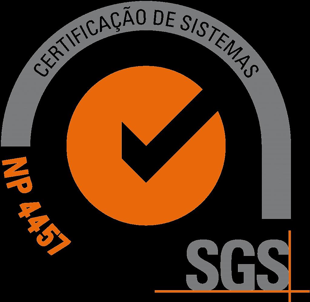logotipo certificação